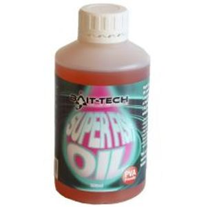 Bait-Tech Tekutý olej Super Fish Oil 500 ml-500 ml