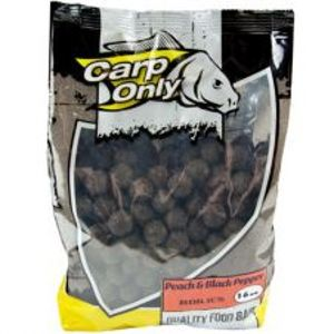 Carp Only Boilies Peach & Black Pepper 1 kg-20 mm
