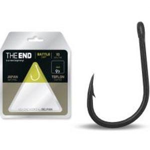 Delphin Háčik The End Carp Battle-Veľkosť 4