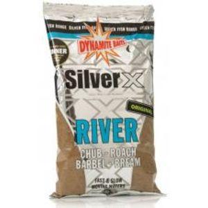 Dynamite Baits krmítková zmes silver x river 1 kg-Original
