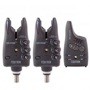 Flajzar Sada Signalizátorov Fishtron Q9 RGB TX-2+1