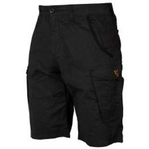 Fox Kraťasy Collection Black Orange Combat Shorts-Veľkosť XXL
