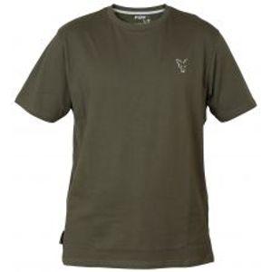 Fox Tričko Collection Green Silver T Shirt-Veľkosť XL