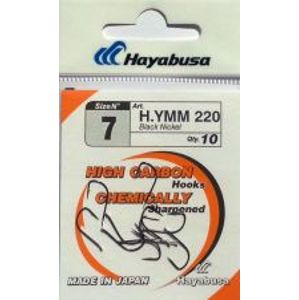 Hayabusa Háčiky H.YMM 220 10 ks-Veľkosť 9