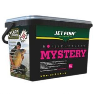 Jet Fish boilies Mystery 2,7 kg 16 mm-Krill / sépia