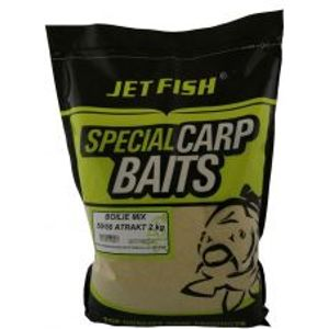 Jet Fish   Boilies zmes 50/50 Atrakt -2kg