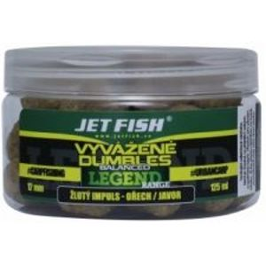 Jet Fish Vyvážené Dumbles Legend Range 125 ml 12 mm-biokrill