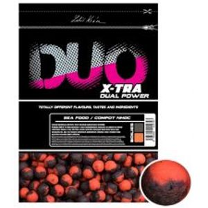 LK Baits Boilie Duo X-Tra Sea Food/Compot NHDC-1 kg 20 mm