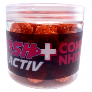 LK Baits Boilie Fish Activ Plus 200 ml-nutric acid