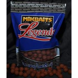 Mikbaits boilie Legends 10 kg 20 mm-BigMiKs + BigS Oliheň&Javor