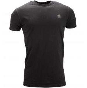 Nash Tričko Tackle T Shirt Black-Veľkosť 5XL