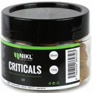 Nikl Boilie Criticals 150 g 18 mm-3xl