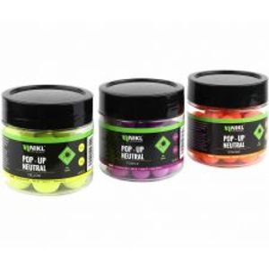 Nikl Fluoro Pop Up Neutral 10 mm 20 g-Biela