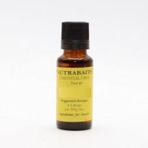 Nutrabaits esenciálny olej Bergamot 20 ml