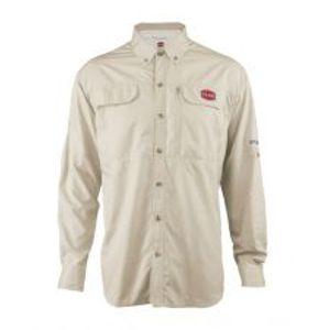 PENN TECHNICAL VENTED SHIRT TAN (košeľa s dlhým rukávom)-Veľkosť M