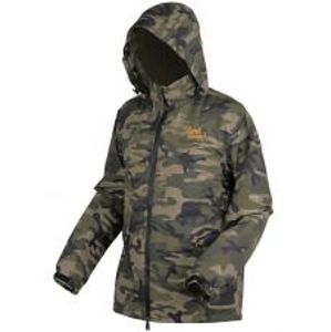 Prologic Bunda Bank Bound 3-Season Camo Fishing Jacket-Veľkosť L