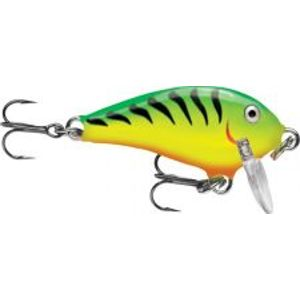 Rapala wobler fat rap mini sinking 3 cm 4 g FT