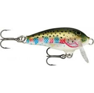 Rapala wobler fat rap mini sinking 3 cm 4 g RT