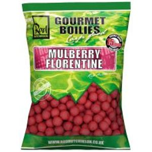 Rod Hutchinson Boilies Mulberry Florentine With Protaste Plus-1 kg 15 mm