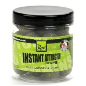 Rod Hutchinson Instant Attractor Pop Ups Swan Mussel&Crab -14 mm