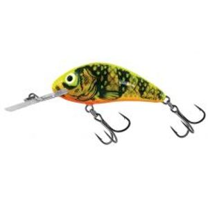 Salmo Wobler Rattlin Hornet Floating Gold Fluo Perch-5,5 cm 10,5 g