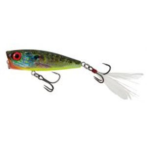 Salmo Wobler Rattlin Pop Floating Red Hot Bluegill 7 cm