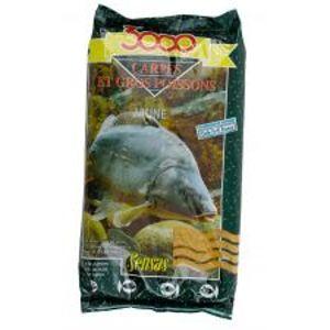 Sensas Kŕmenie Carpes 3000 1 kg-Kapor