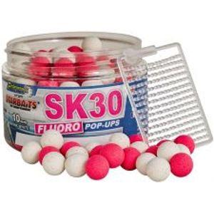 Starbaits Boilie Fluo plávajúce SK 30-60 g 10 mm