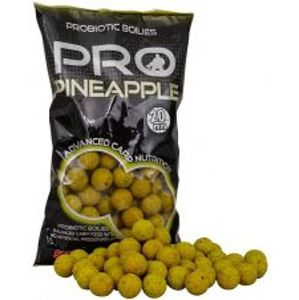 Starbaits Boilie Probiotic Pineapple-10 mm 1 kg