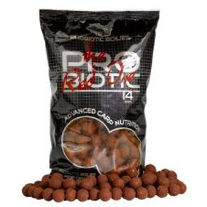 Starbaits Boilie Probiotic Red One-20 mm 1 kg